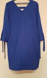 Doublewoot Dark Blue Dress