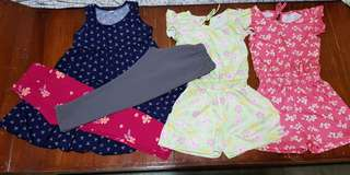 Bundle for girls 4 to 5 years old.