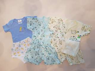 Baby boy newborn pyjamas