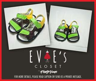 Baby sandals (11cm)