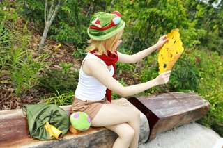 URGENT CLEARANCE Teemo League of Legends Cosplay