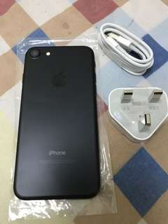 IPhone 7 Matt black (32gb)