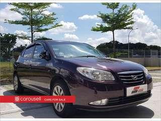Hyundai Avante 1.6A S