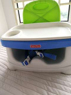 Clearance -Fisher price booster seat