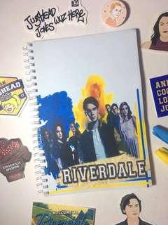 Riverdale Notebook