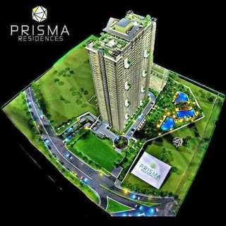PRISMA RESIDENCES OFFERS NO SPOT DOWN PAYMENT @ 0% INTEREST ON 1BR, 2BR AND 3BR UNIT INQUIRE NOW!!!