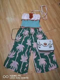 Jumpsuit for 2 y.o.