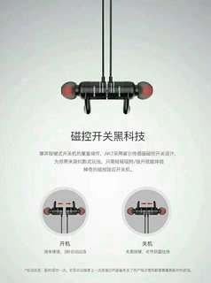Bluetooth headset earphones wireless sports earphones ....