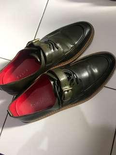 Preloved pedro sepatu oxford fashion Bukan zara