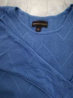 Dana Buchman Knitted Pullover