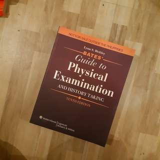 Bates' guide to physical examination