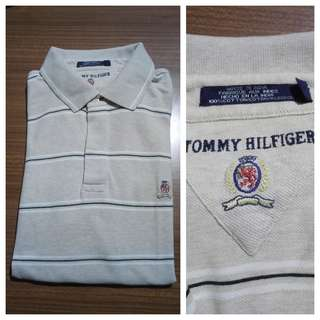 MA178 Tommy Hilfiger Polo Shirt (see pics for Measurements)