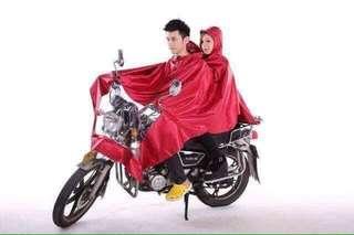 DOUBLE MOTOR RAINCOAT
