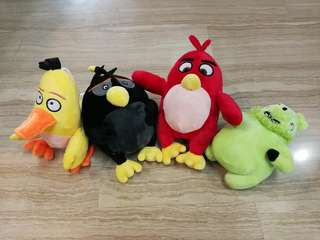 🚚 Angry Bird Small Plushie