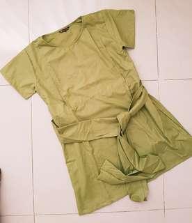 Dress menyusui preloved