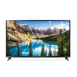"LG 65UJ632T 65"" Ultra HD Smart TV + Free wall mount"