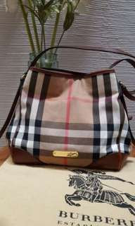 AUTHENTIC Burberry Canterbury Bag #KayaRaya