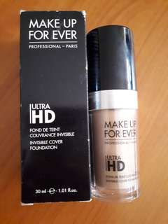 Prelove MUFE  ultra HD foundation Y235