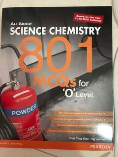 O Level Science Chemistry