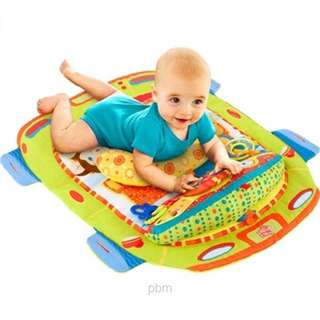 Bright Starts Baby Tummy Cruiser Playmat