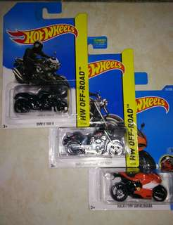 Hot wheels porsche bikes hotwheels