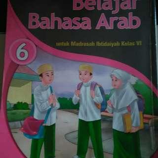 Belajar bahasa arab untuk MI kelas VI