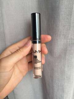 NYX HD Concealer (CW03/Light)