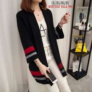 COMFY KNITTED CARDIGAN (AG)