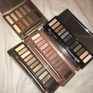 AUTHENTIC Urban Decay Naked Palettes