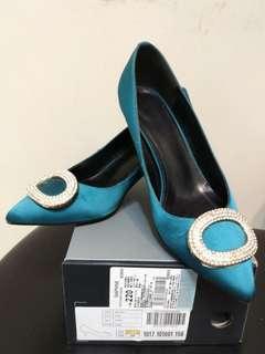 DAPHNE/達芙妮 美人魚跟鞋,size:22/34,小碼/小腳
