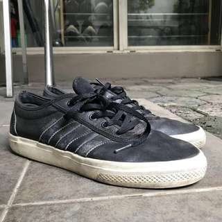 Sepatu adidas Adi Ease Eldridge Black White Mulus Murah