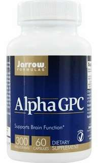 Support Brain Function and Learning with Alpha GPC