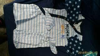 🚚 嬰幼兒連身衣襪