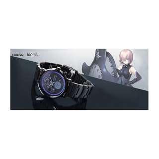 Fate/Grand Order 馬修 SEIKO 精工 手錶 FGO  命運停駐之夜 FATE 含國際運費