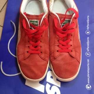 sepatu puma sued