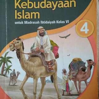 Bina sejarah kebudayaan Islam kelas 4