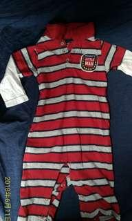🚚 Carter's嬰幼兒連身衣