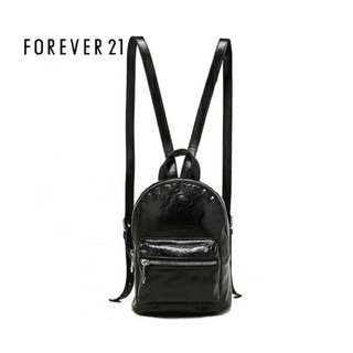FOREVER21 LEATHER BACKPACK FREE SHIPPING!!!