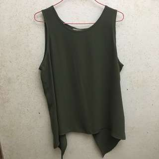 TERRANOVA SLEEVELESS TOP