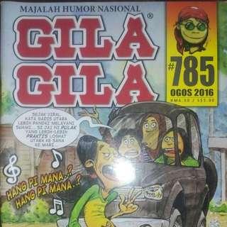 GILA-GILA NO.785