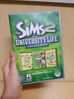 The Sims 2: University Life Collection