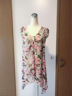 0918雪紡紗裙
