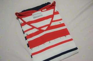 Alfred Dunner Stripes Shirt