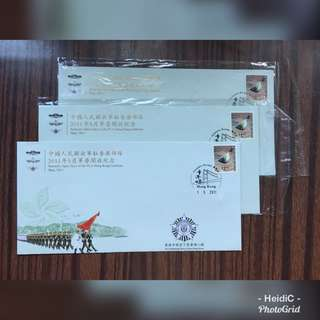 2011 Barracks open days Envelope 軍營開放日信封