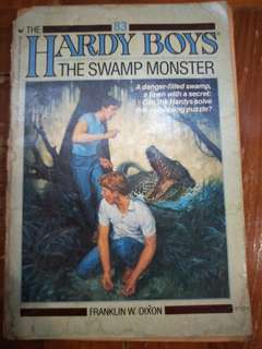 The Hardy Boys: The swamp monster