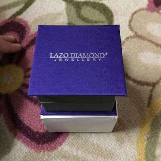 Lazo Diamond Empty Box #winkuih