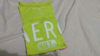 Aeropostale neon shirt