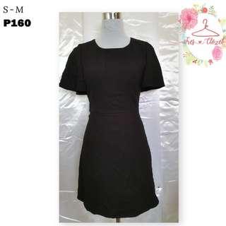 Black Dress (Ukay Item)