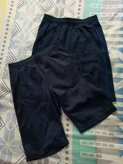 Uniqlo Dry fit shorts (size M) take all