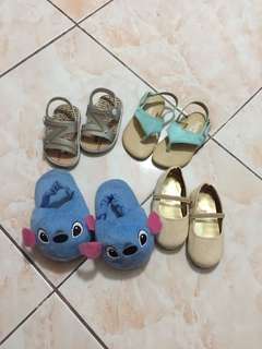 Toddler's Slippers